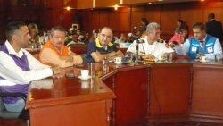 Debate sobre la atención y prevención de desastres