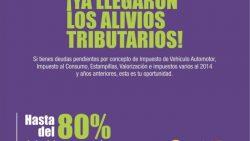 Morosos de impuestos, a aprovechar los descuentos de hasta el 60%